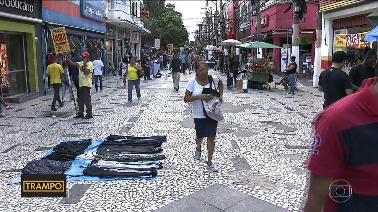Taxa de desemprego aumenta em março na Região Metropolitana