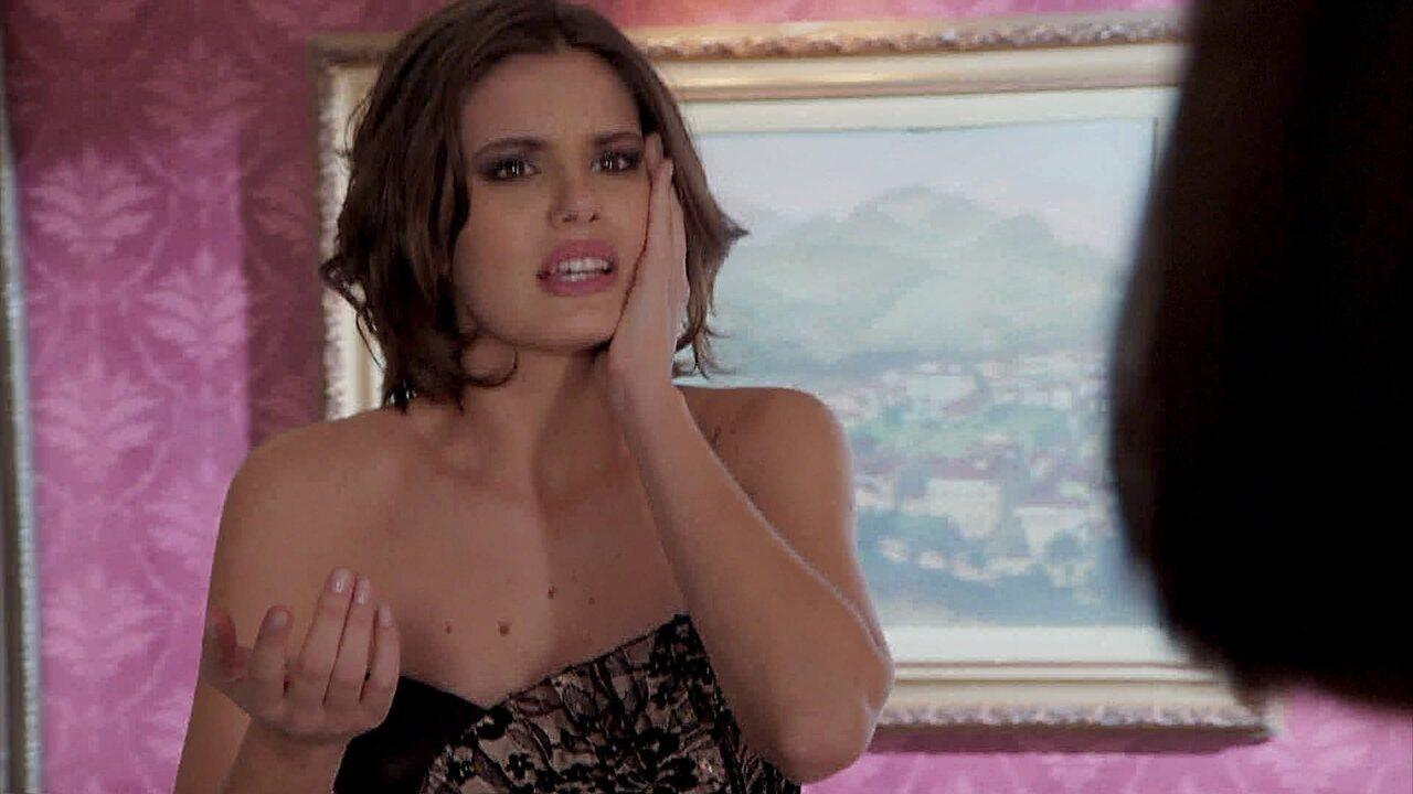 Após briga de Larissa e Vanessa na festa de casamento de Quinzinho e Dandara, Jofre se apresenta a Tânia
