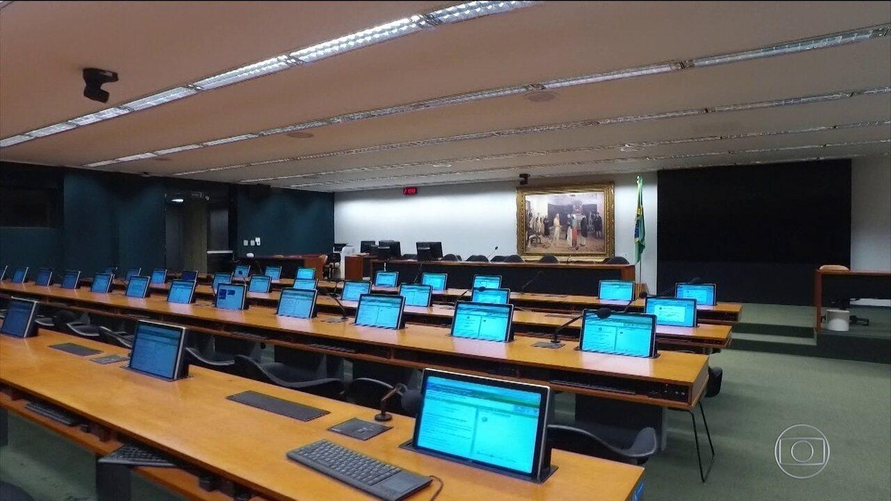 Comissão que pode alterar texto da reforma da Previdência será instalada nesta quinta (25)