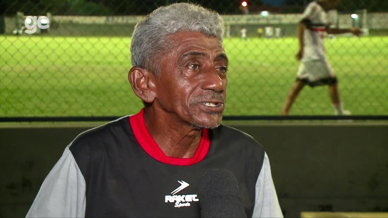 """""""O que temos que oferecer é isso aí"""", diz técnico do Flamengo-PI sub-19"""