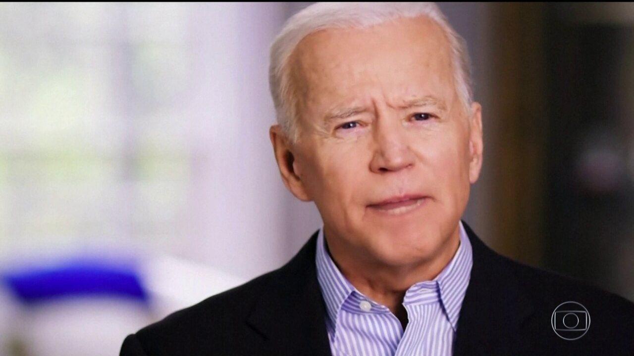 Joe Biden, que foi vice de Barack Obama, anuncia pré-candidatura à presidência dos EUA