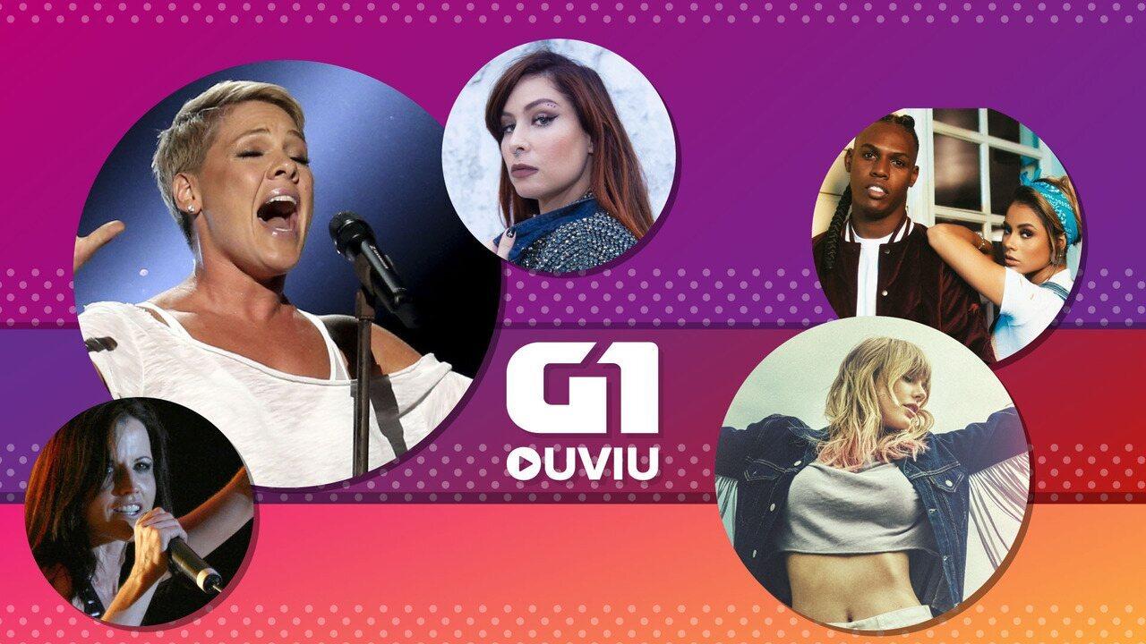 Programa G1 Ouviu tem comentários sobre novo álbum da Pink