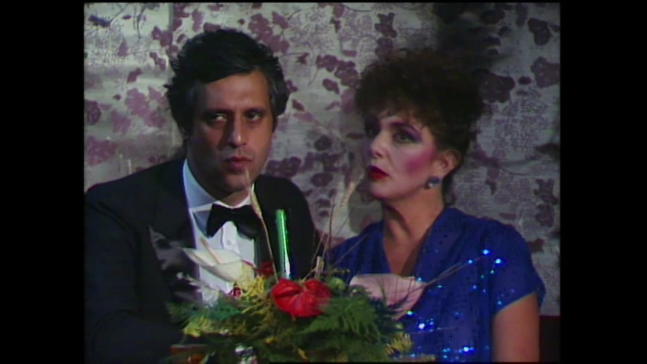 Reveja cena do último capítulo de Champagne (1983)