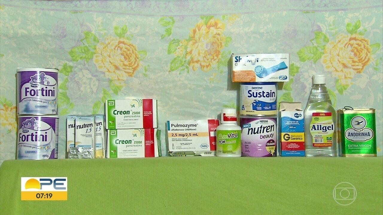 Pacientes com fibrose cística denunciam problemas para receber medicamentos
