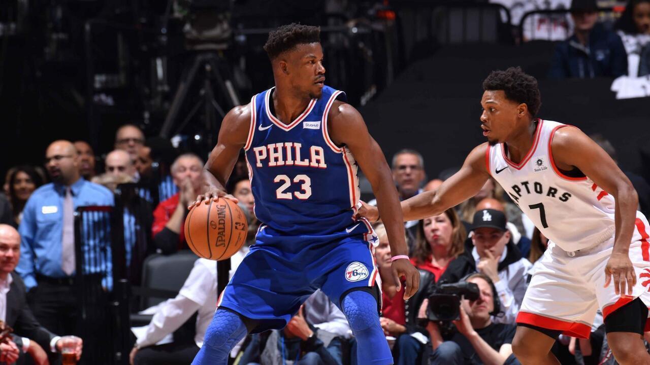 Melhores momentos: Philadelphia 76ers 94 x 89 Toronto Raptors pela NBA
