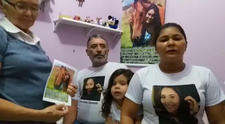 'Não somos objeto de homem', diz mãe de Danielle, universitária encontrada morta no Ceará