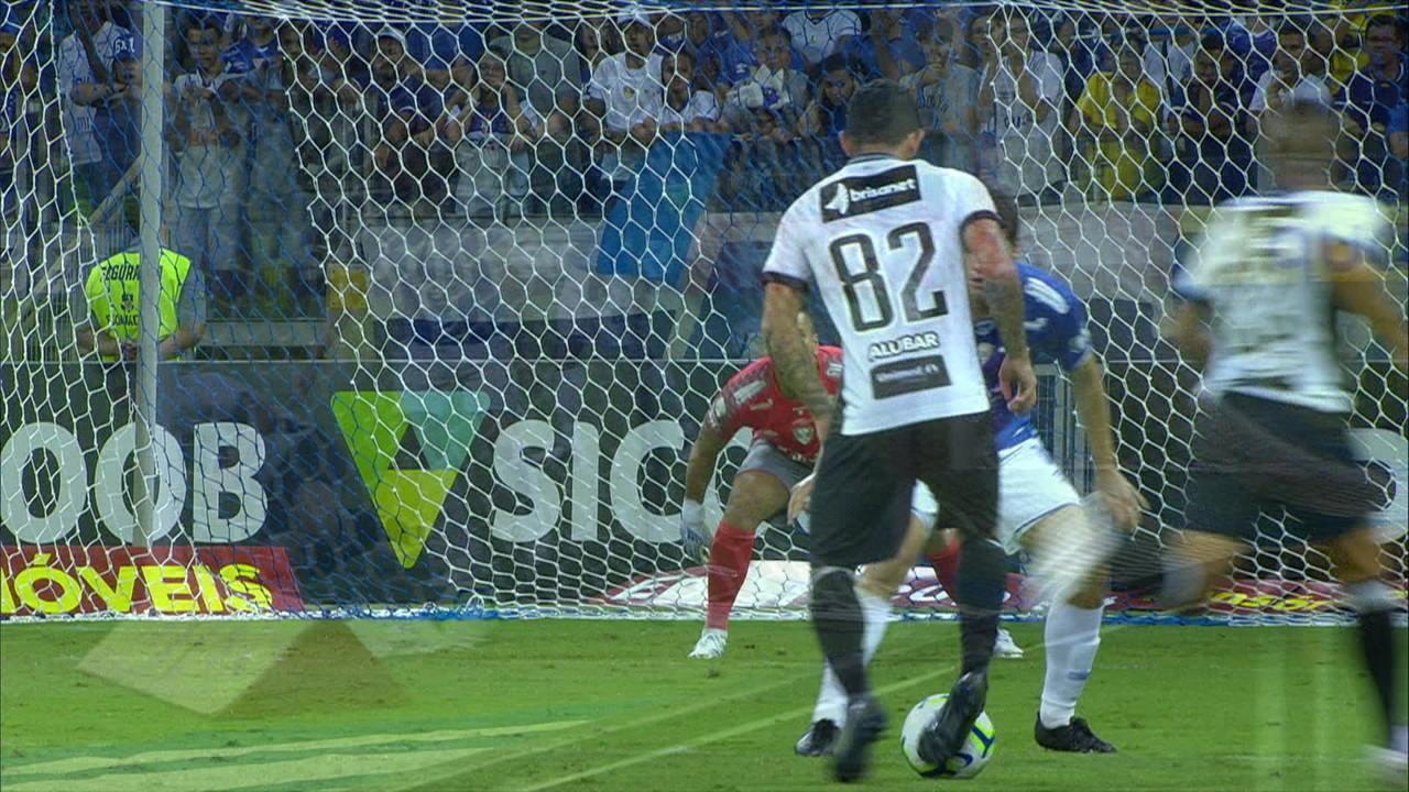 Melhores momentos: Cruzeiro 1 x 0 Ceará pelo Campeonato Brasileiro 2019