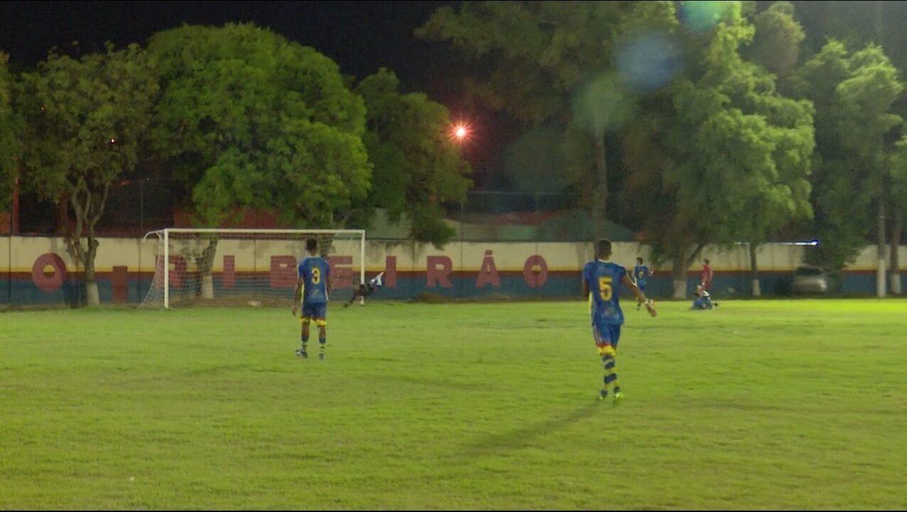 Tiago Amazonense bate de primeira e faz o 3º do Baré na final do 2º turno do Estadual