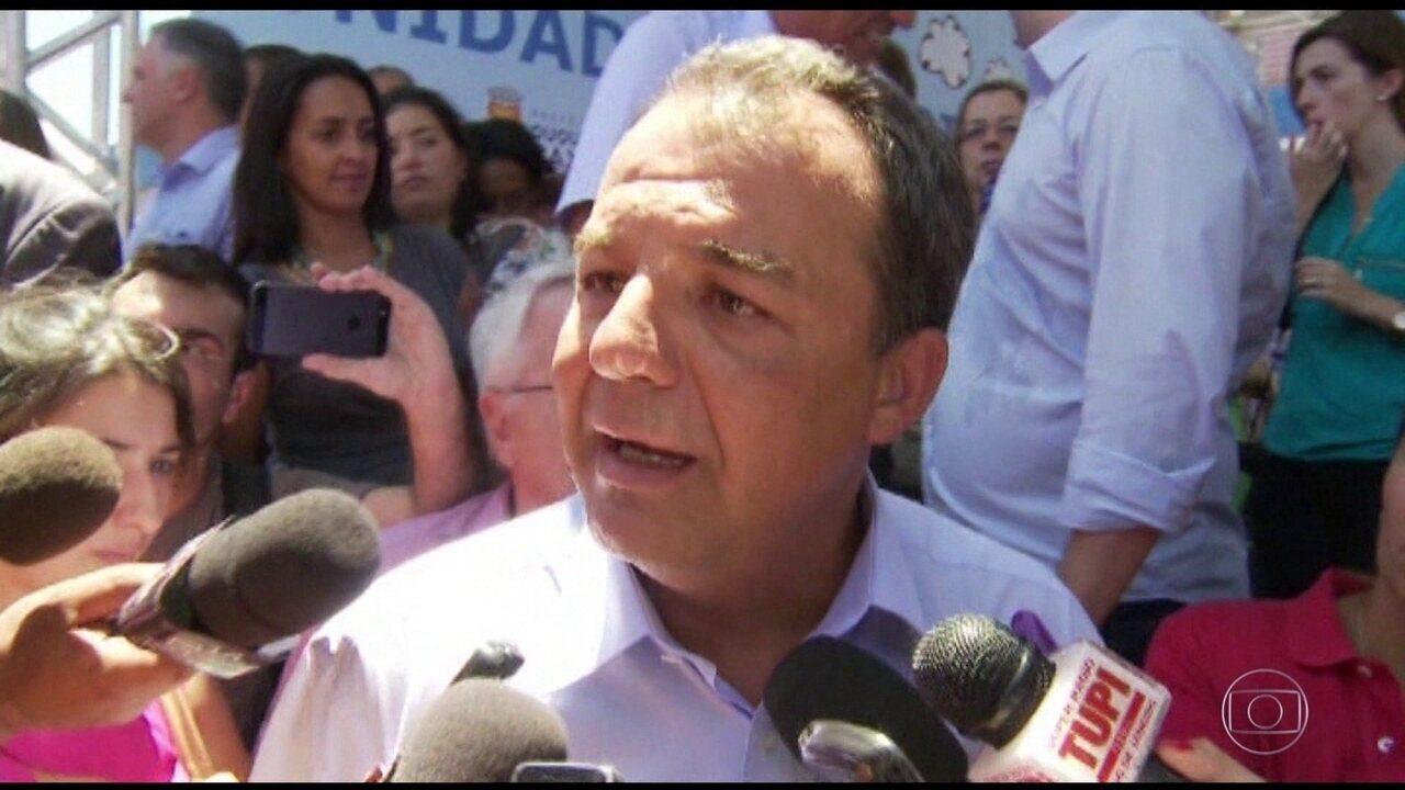 Cabral cita pagamento de propina a ex-procurador-geral de Justiça do Rio