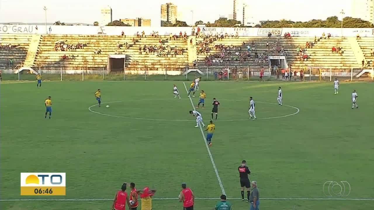 Palmas se atrapalha com os horários e perde para o Corumbaense por 3 a 2 na Série D