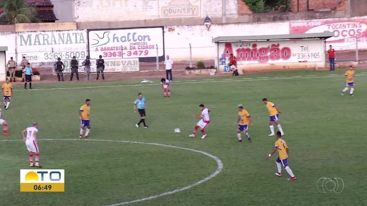 Interporto e Juazeirense empatam em 1 a 1 na estreia da Série D