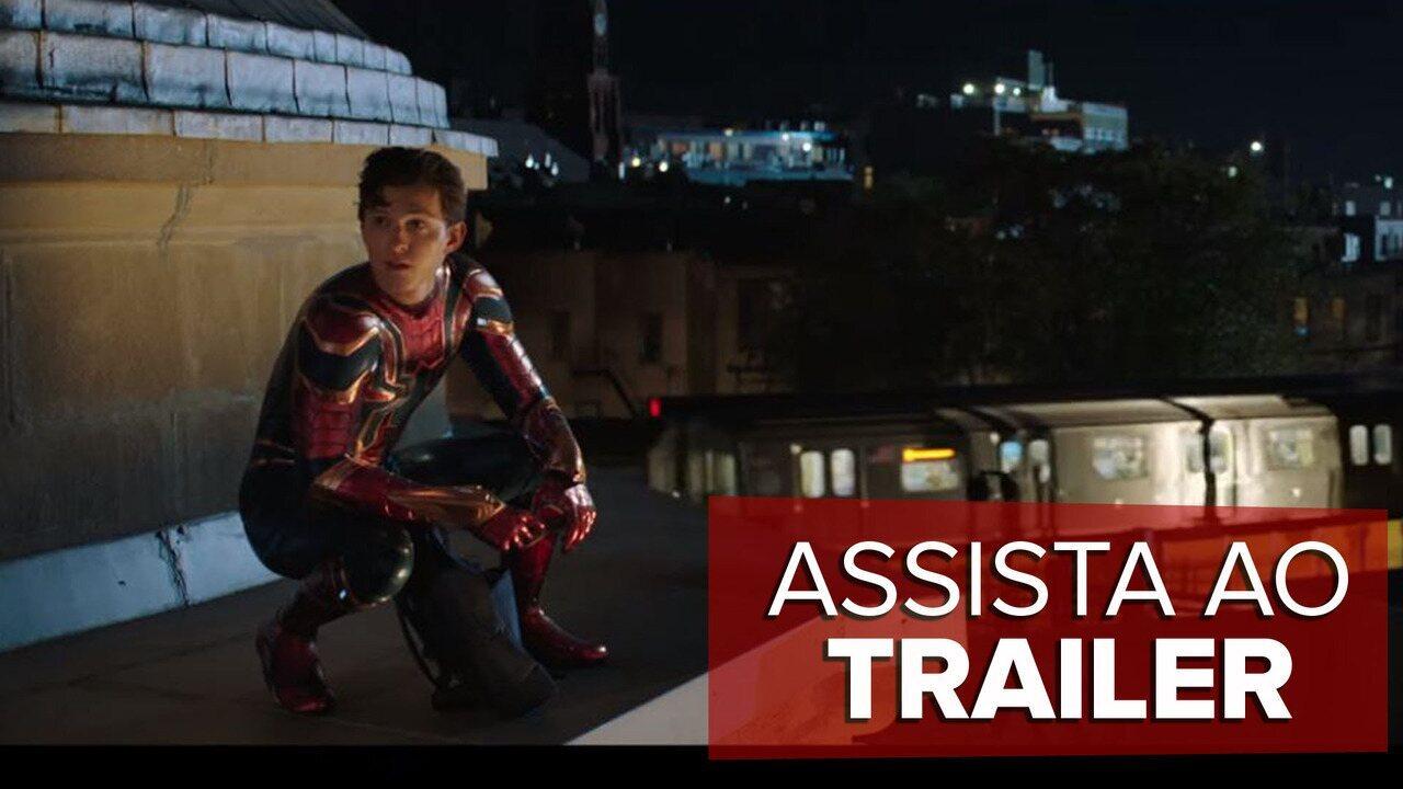 'Homem-Aranha: Longe de Casa' ganha segundo trailer