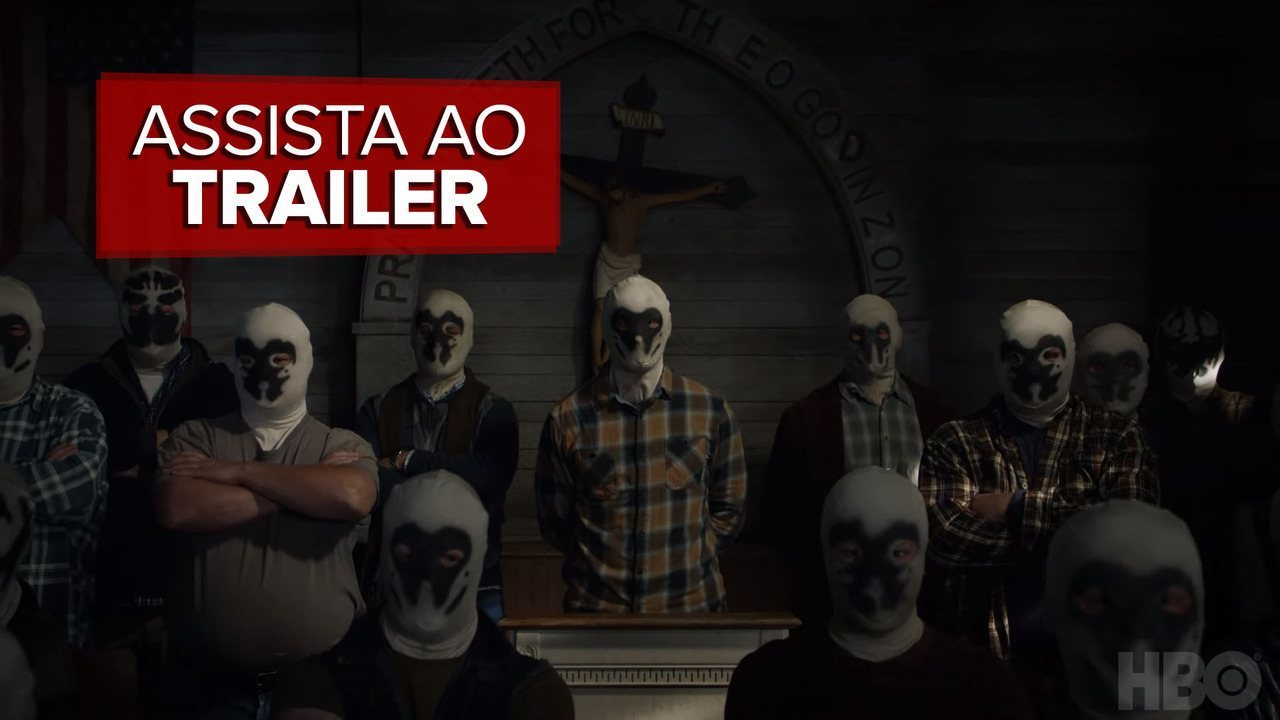 'Watchmen', série baseada nos quadrinhos, ganha 1º trailer; ASSISTA