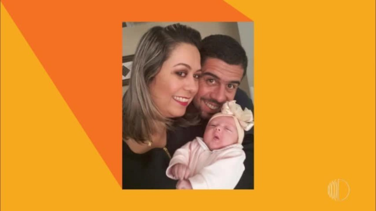 Marinês contou como foi o processo de adoção da pequena Rebeca