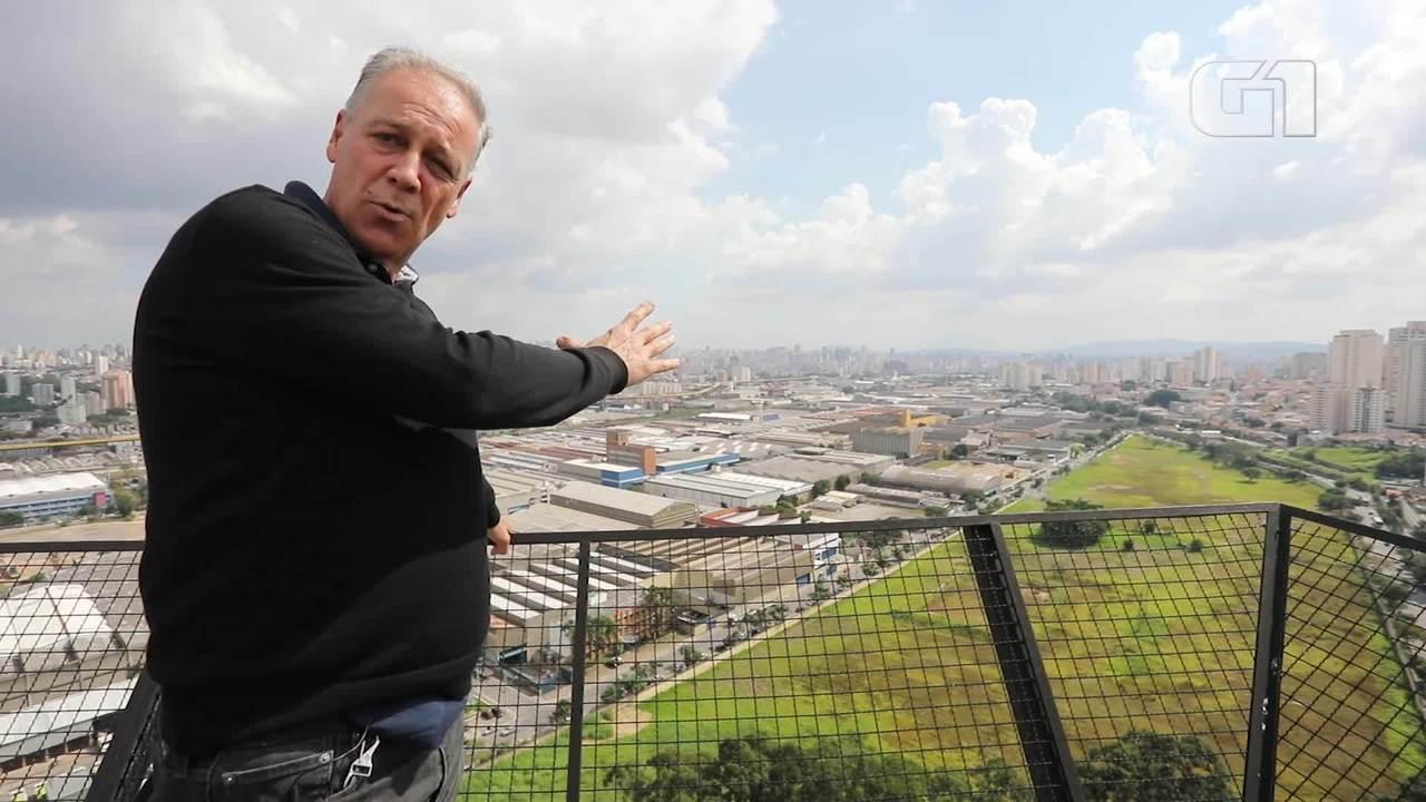 Moradores da Mooca reivindicam 1º parque público da região