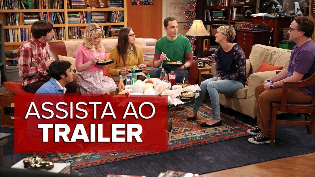 Trailer do último episódio de 'The Big Bang Theory
