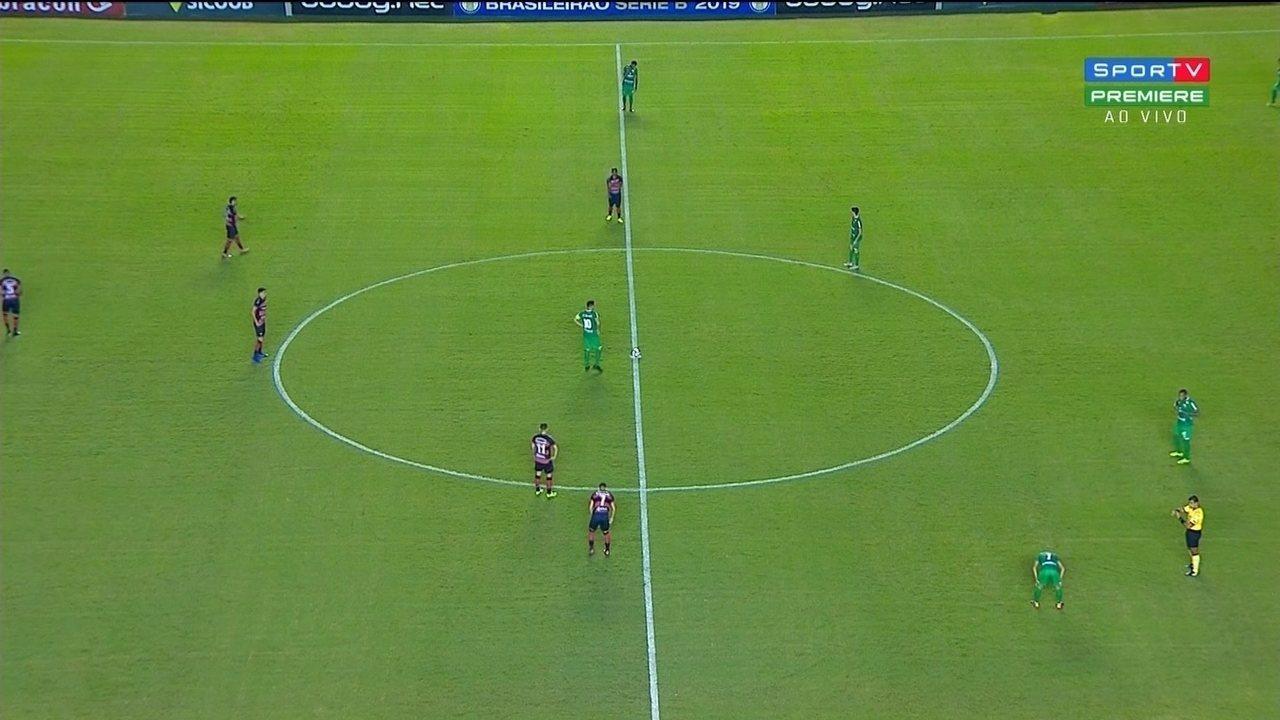 Melhores momentos: Oeste 1 x 1 Cuiabá pelo Brasileiro Série B