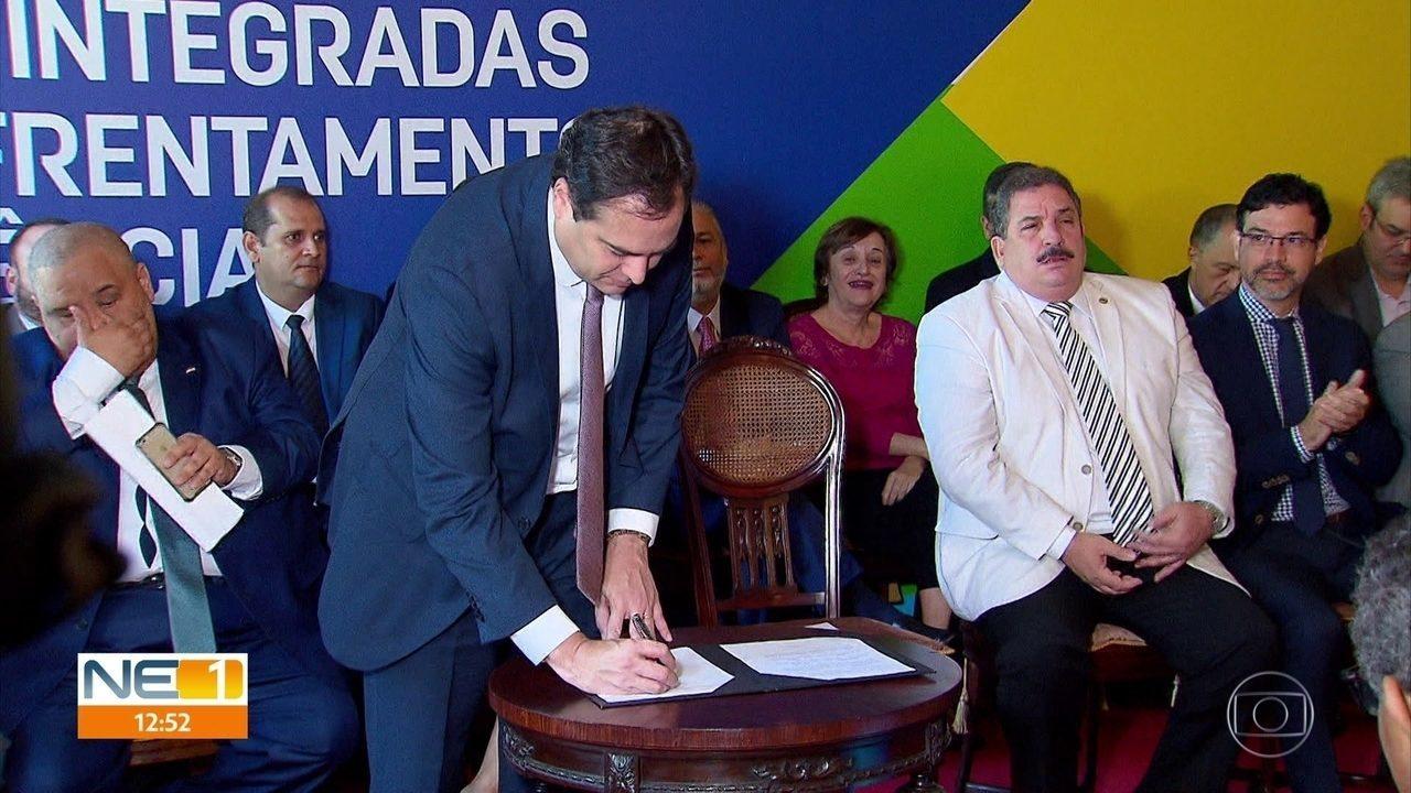 Pernambuco abre cursos profissionalizantes para jovens dos 15 aos 29 anos