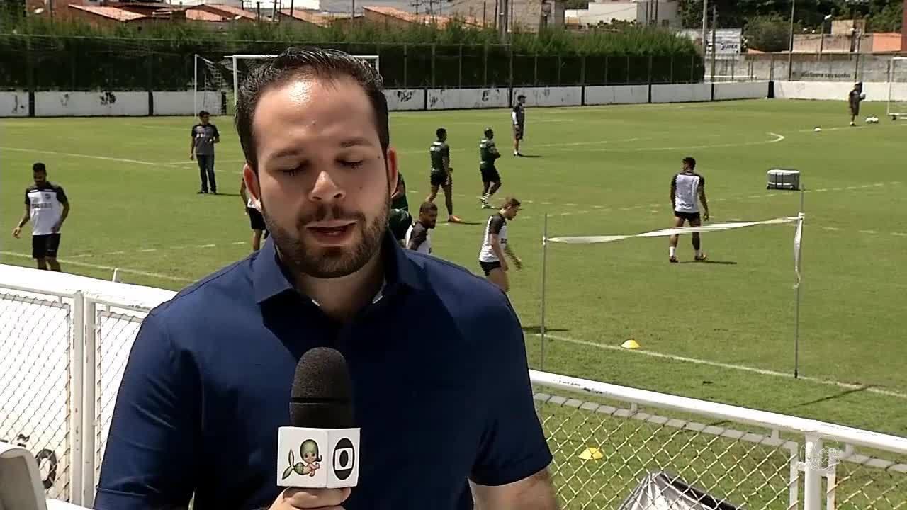 Juninho Quixadá, Wescley e outros jogadores saem do departamento médico do Ceará