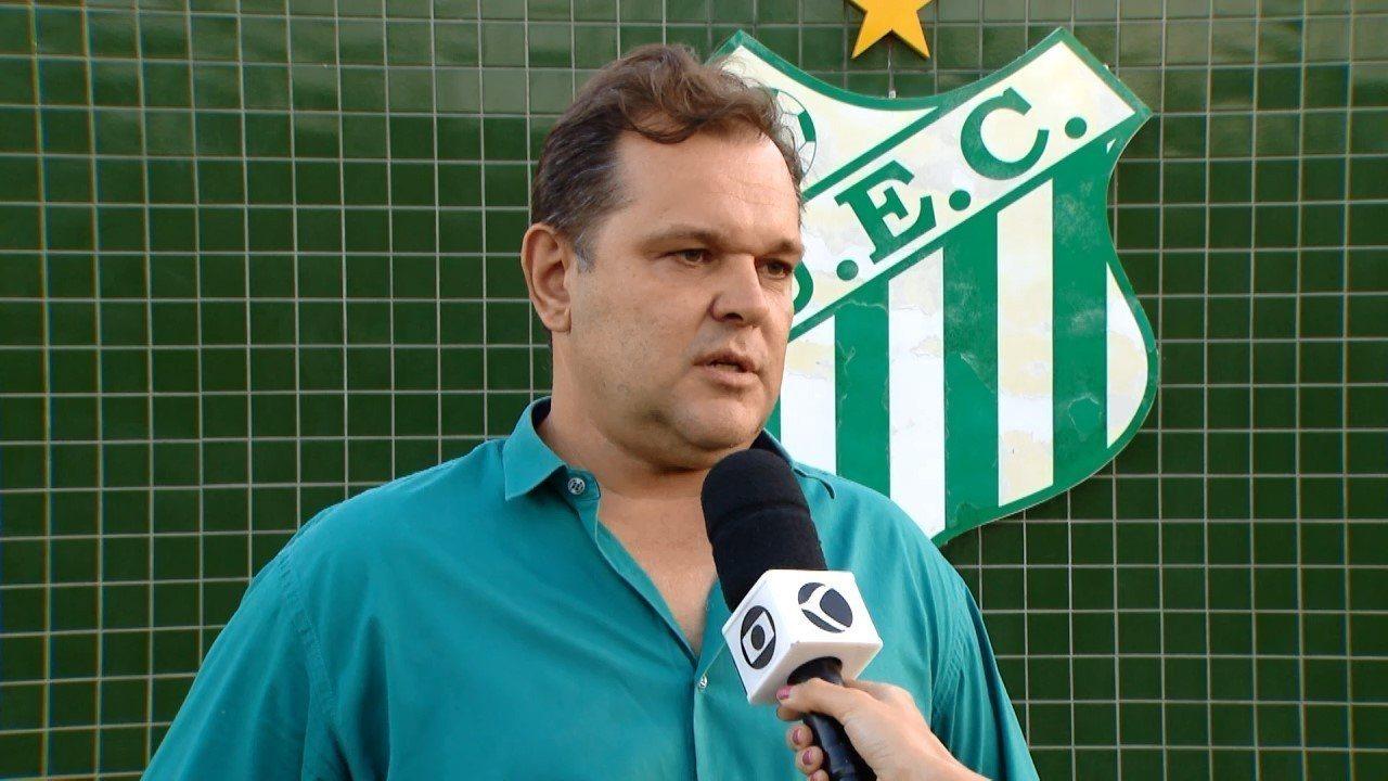 Fabrício Tavares explica planejamento do Uberlândia Esporte após acesso à elite do Mineiro