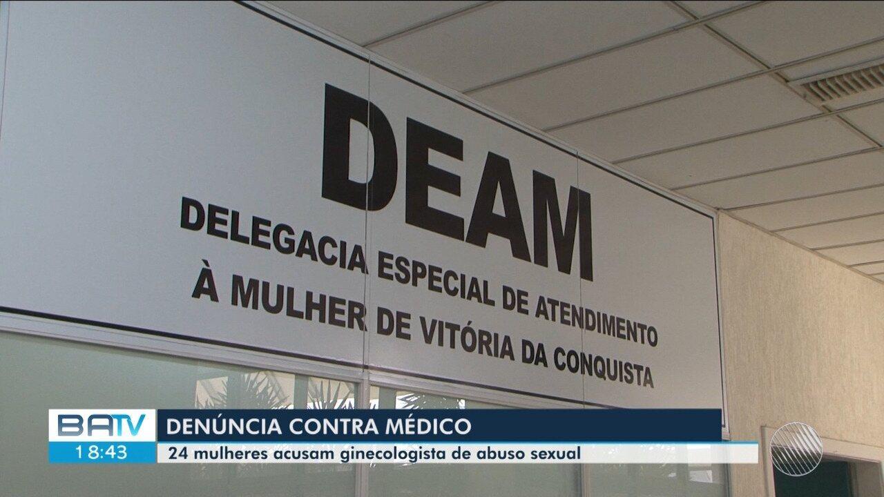 Ginecologista é acusado de abuso sexual contra 24 mulheres em Vitória da Conquista