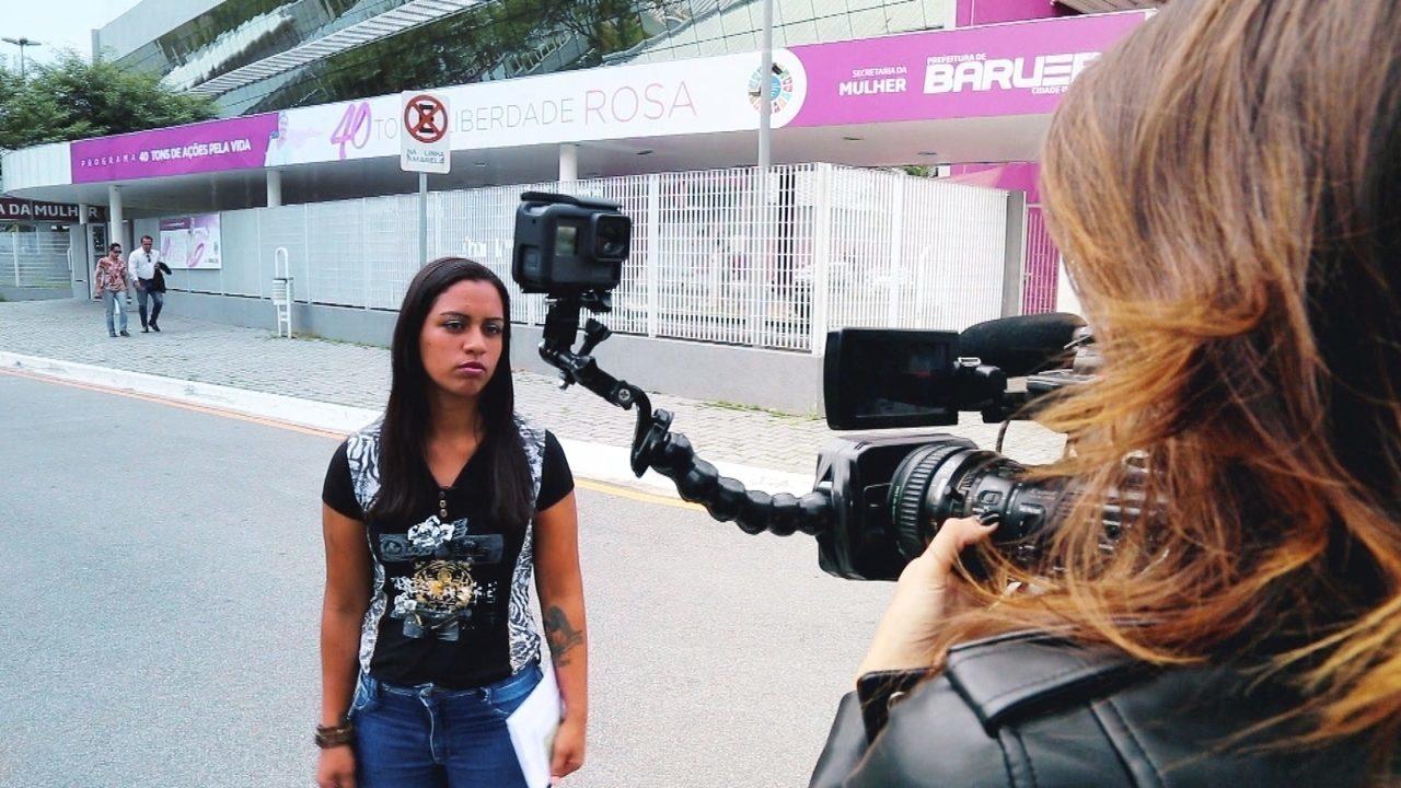 Profissão Repórter - Feminicídio - 15/05/2019