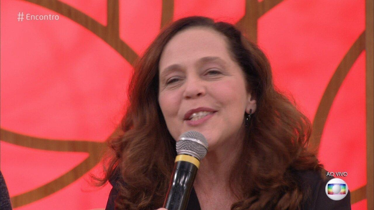 Isabela Garcia comenta sobre sua personagem, Judith, em 'O Sétimo Guardião'