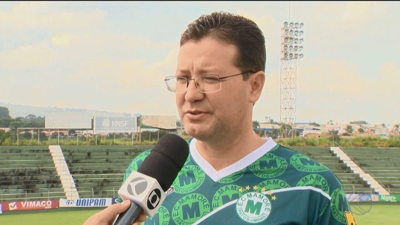 Mamoré diz que reunião nos próximos dias definirá técnico para Segundona Mineira