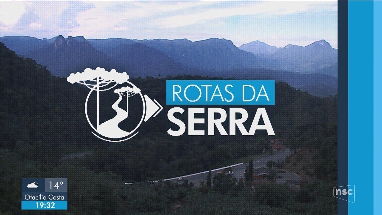 Confira a terceira reportagem da série 'Rotas da Serra'