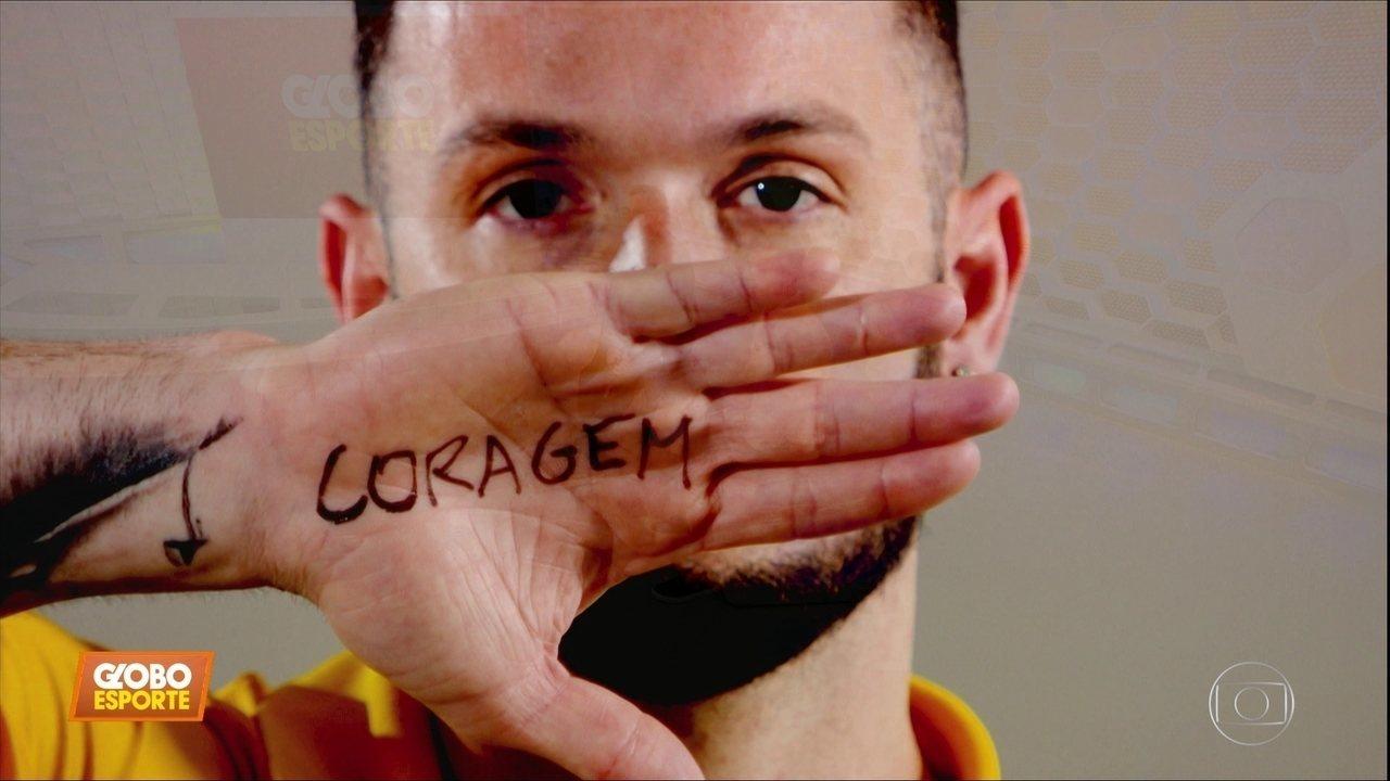 No Dia Internacional da luta contra a homofobia, atletas falam sobre o preconceito no esp