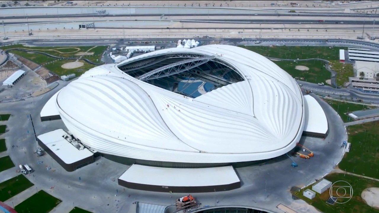 Catar apresenta mais um estádio para a Copa de 2022