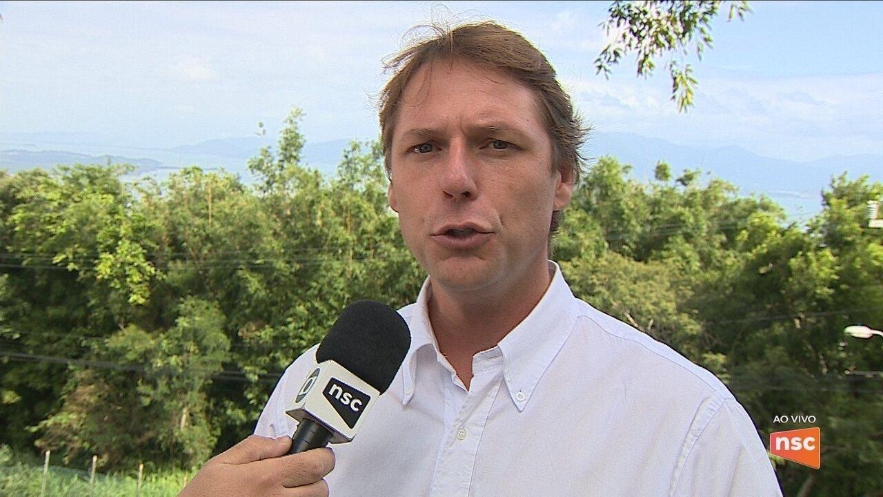 Presidente da Federacão Catarinense de Tênis anuncia retorno da Copa Davis a SC