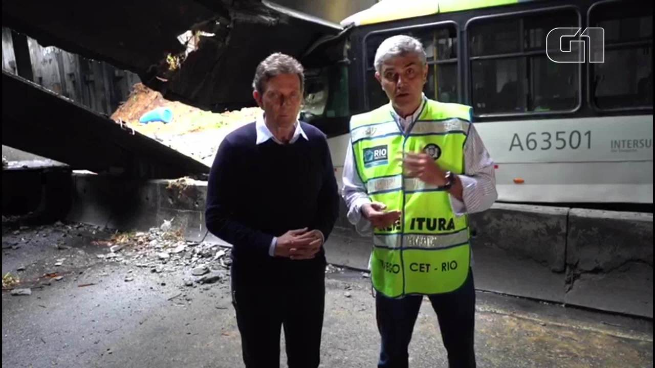 Crivella e Joaquim Dinis falam sobre mudanças no trânsito