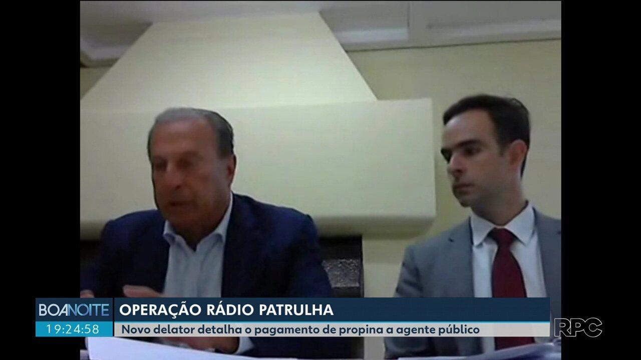 Novo delator da operação Rádio Patrulha diz que entregou propina a Pepe Richa