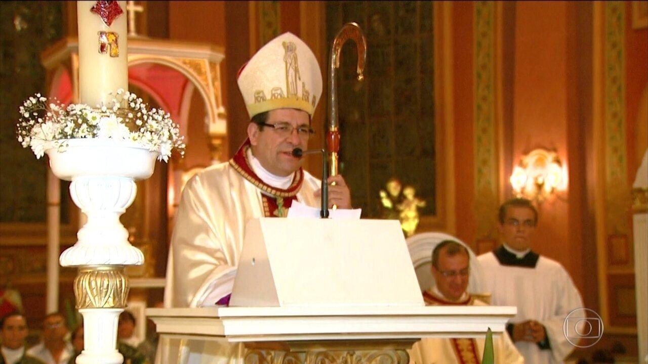 Papa Francisco aceita renúncia do bispo de Limeira, interior de São Paulo