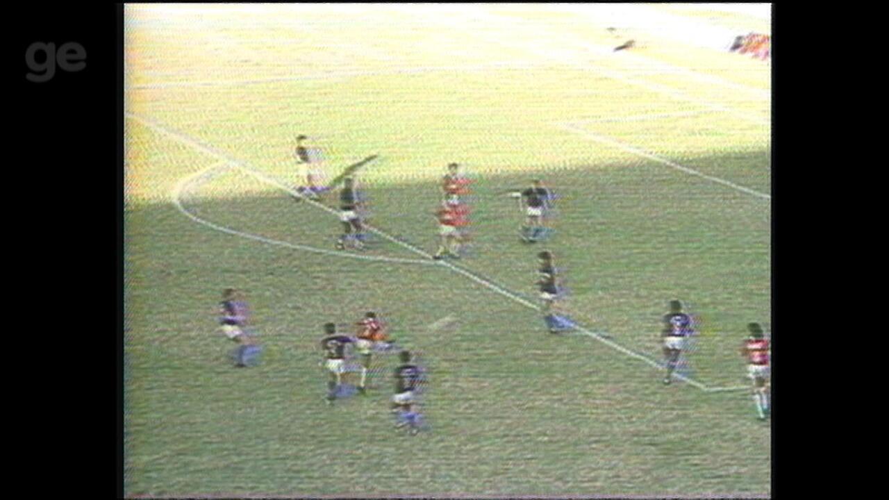 Relembre lances e gols de partidas entre Internacional e CSA na Copa do Brasil de 1989