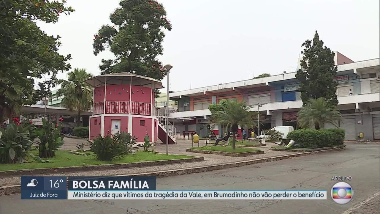 31b90c0d4 Ministério diz que atingidos por desastre em Brumadinho não vão perder Bolsa  Família