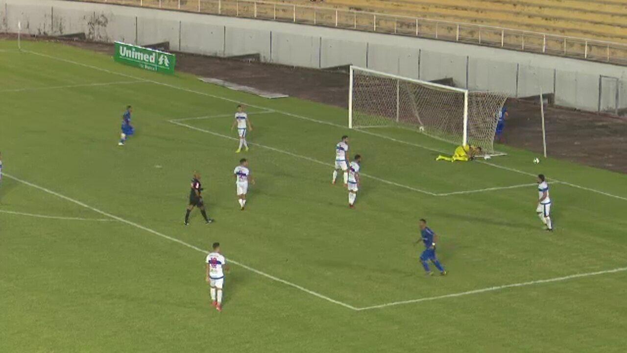 Veja os gols de Atlético-AC 2 x 2 São José-RS, pela 4ª rodada do grupo B da Série C