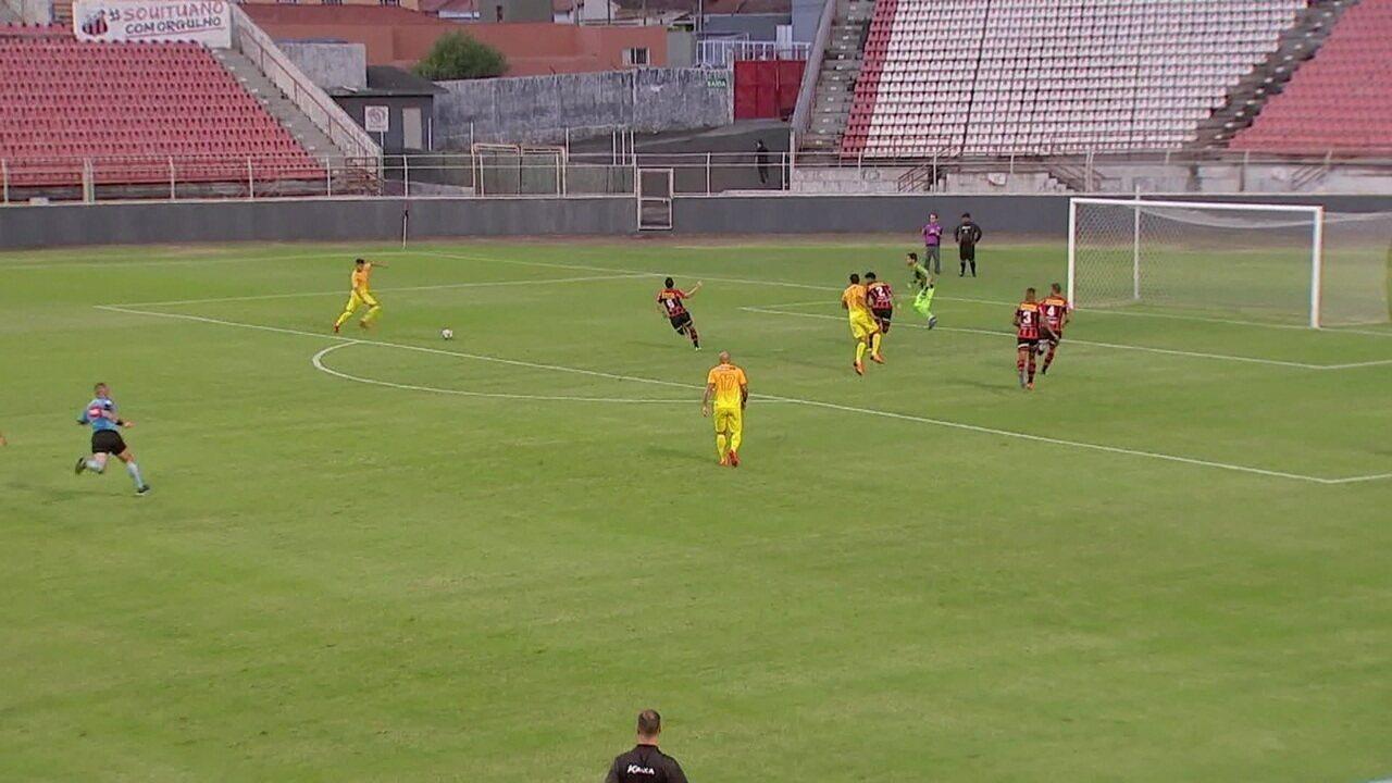Brasiliense empata e Sobradinho perde mais uma na Série D
