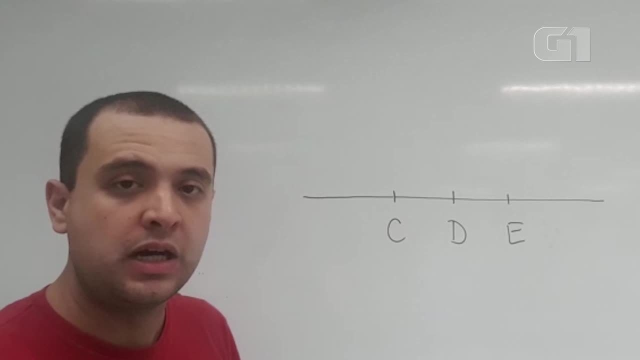 Professor de cursinho ensina a resolver questão da OBMEP que viralizou