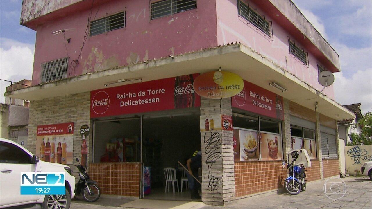 Policial militar é assassinado em padaria no Recife