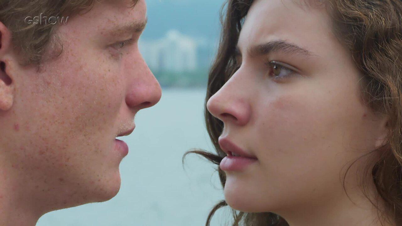 23/5 - Teaser 'Malhação - Toda Forma de Amar': Filipe se declara para Rita, eles se beijam