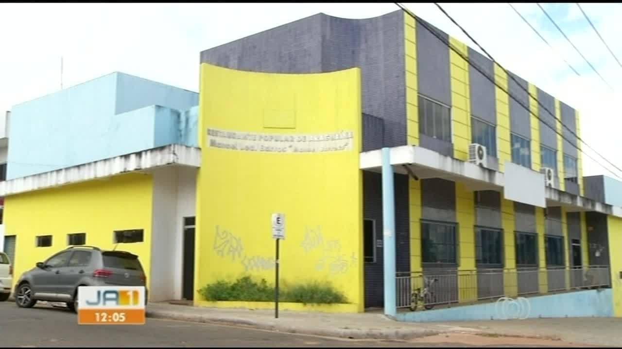 Restaurante popular que deveria estar funcionando ainda não foi reinaugurado em Araguaína