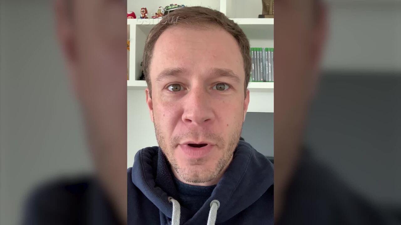 Tiago Leifert dá dica de vídeo de inscrição para o 'BBB20'