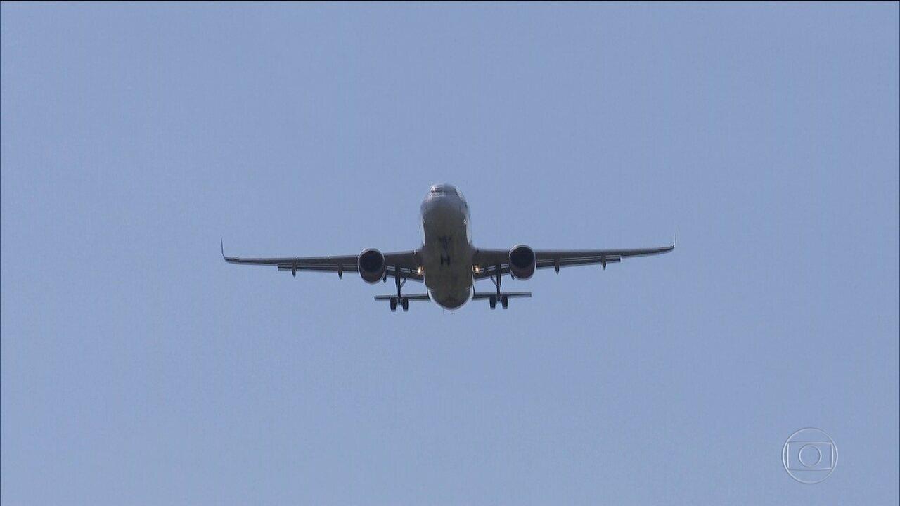 Congresso aprova 100% de capital estrangeiro em companhias aéreas