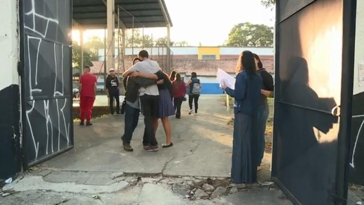 Profissão Repórter - Massacres em escolas - 22/05/2019