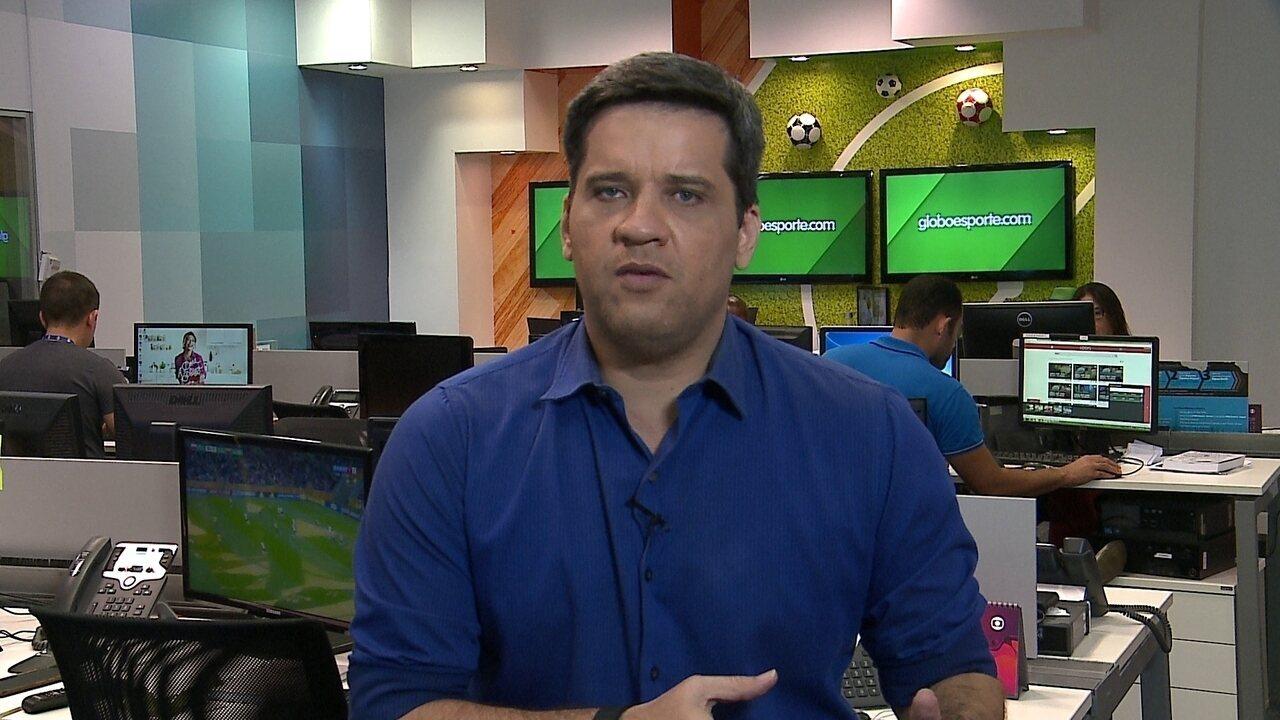 Comentarista Cabral Neto fala sobre jogo entre Sport e Londrinha