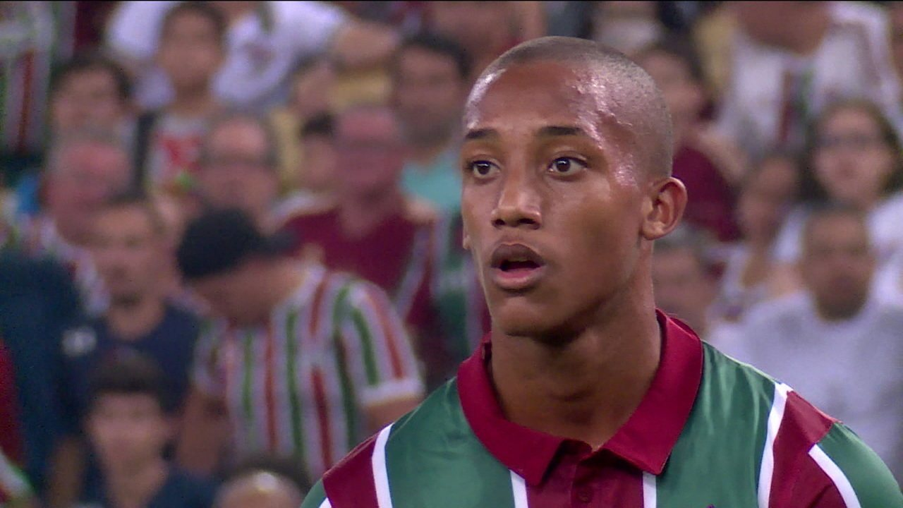 João Pedro dá show, faz 3 gols, e Fluminense goleia o Atlético Nacional pela Sul-Americana