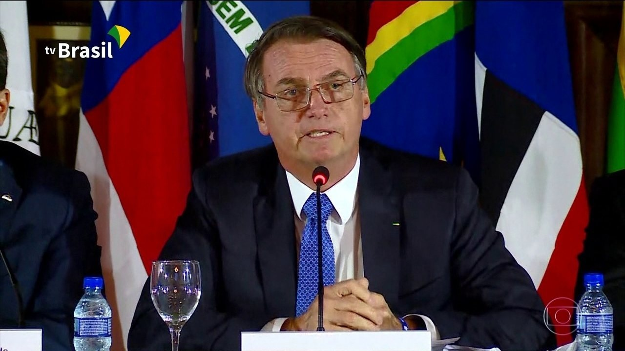 Bolsonaro faz primeira visita oficial ao Nordeste