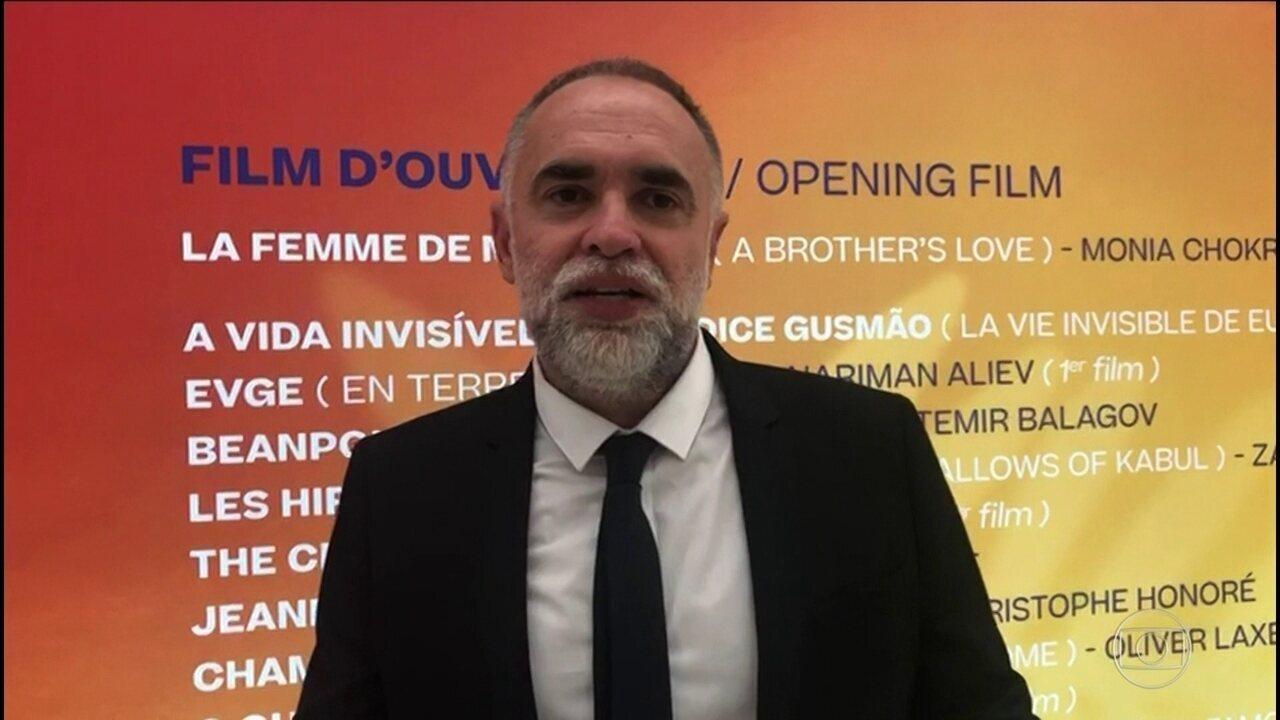 Filme brasileiro ganha prêmio principal de mostra paralela do festival de Cannes